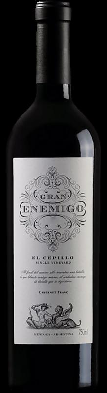 2017 Gran Enemigo El Cepillo, 6x750ml