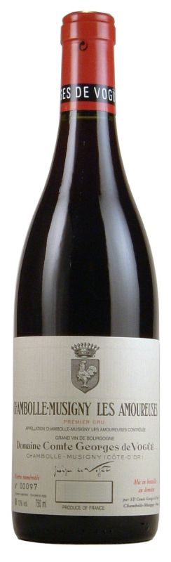 Comte Vogue, Chambolle Musigny Amoureuses 2011