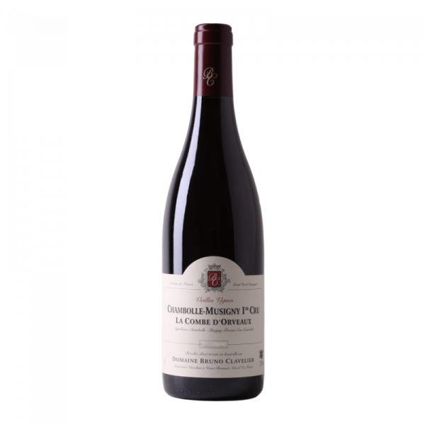 2013 Bruno Clavelier, Chambolle Musigny Combe d'Orveau