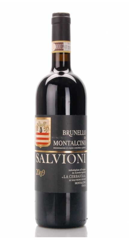 2010 Salvioni, Brunello Montalcino Cerbaiola, 6x750ml