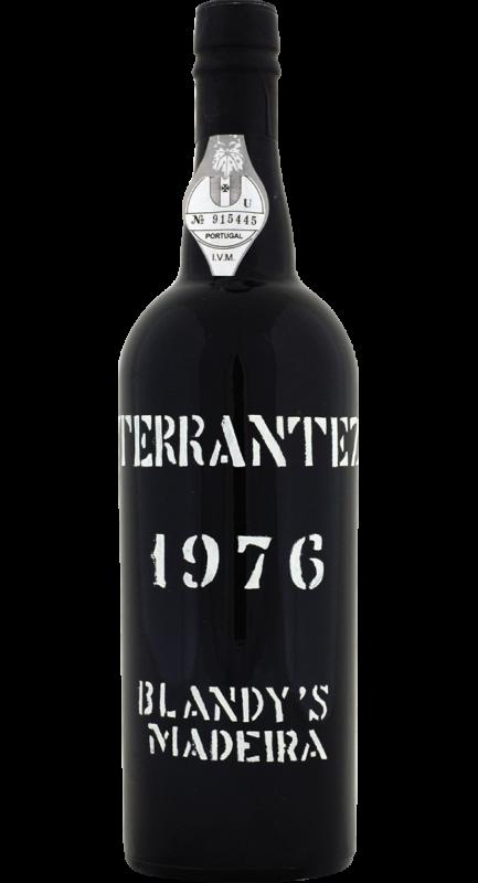 1976 Blandy's Terrantez Madeira, 6x375ml