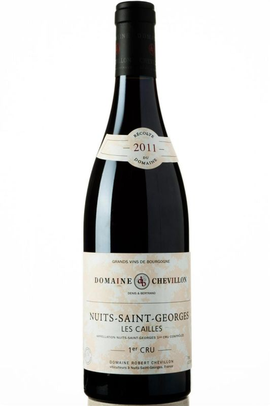 2012 Robert Chevillon, Nuits Saint Georges Cailles, 12x750ml