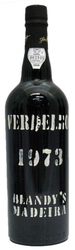 1973 Blandy's Verdelho Madeira, 1x750ml
