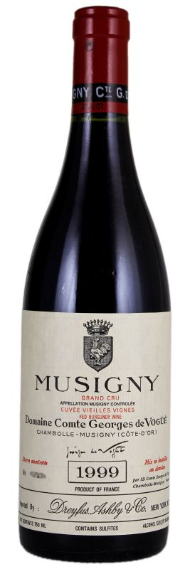 2015 Comte Vogue, Musigny VV, 6x750ml