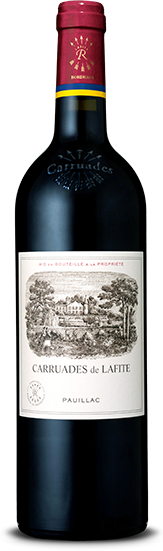 2008 Carruades de Lafite, 12x750ml