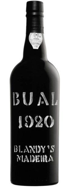 1966 Blandy's, Bual Madeira