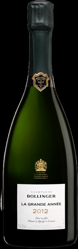 2012 Bollinger, La Grande Annee, 6x750ml