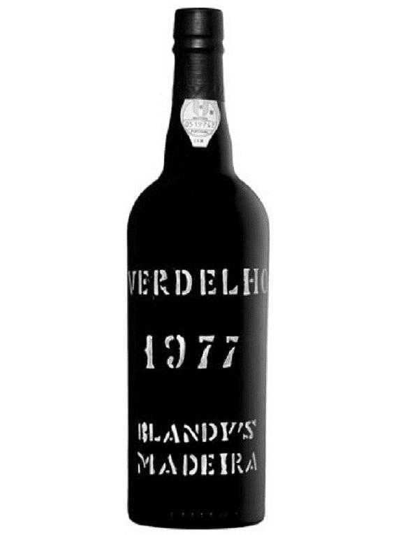 1977 Blandy's Verdelho Madeira, 1x750ml