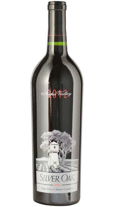 2015 Silver Oak, Cabernet Sauvignon, Napa Valley, 12x750ml