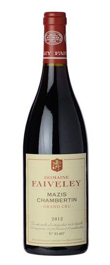 2011 Domaine Faiveley, Mazis Chambertin, 6x750ml