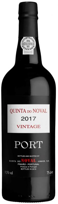 2017 Quinta do Noval Vintage Port, 6x750ml