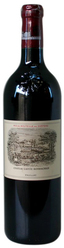 2010 Lafite Rothschild, 12x750ml