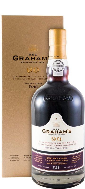 Graham, 90 Very Old Tawny Port NV