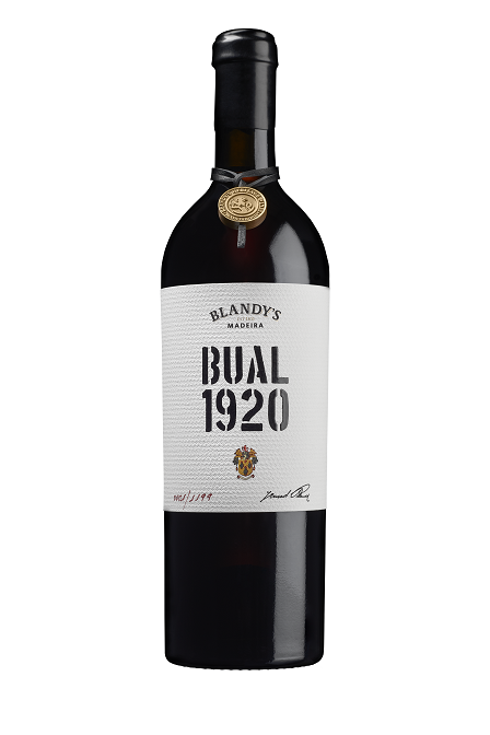 1920 Blandy's, Heritage Wine Collection Bual Madeira, 1x750ml
