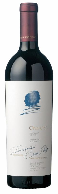 2004 Opus One, 6x750ml