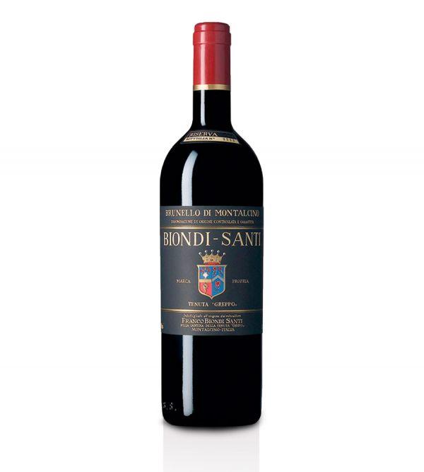 2013 Biondi Santi, Brunello di Montalcino Riserva, 3x750ml