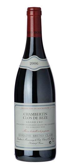 2013 Bruno Clair, Chambertin Clos De Beze, 6x750ml