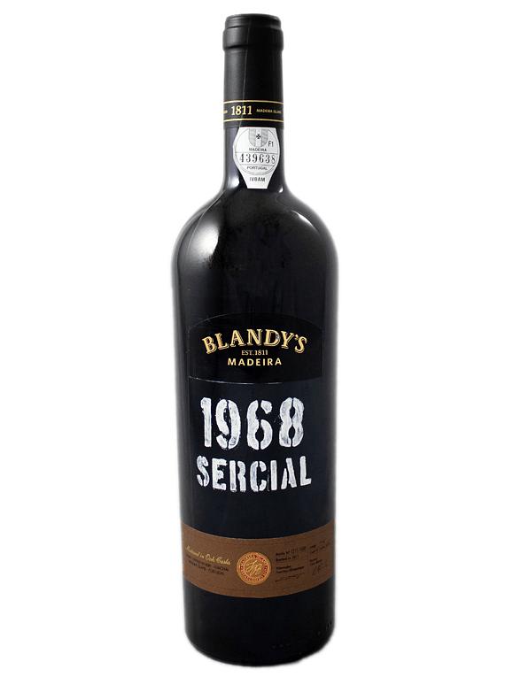 1968 Blandy's, Sercial Madeira, 1x750ml