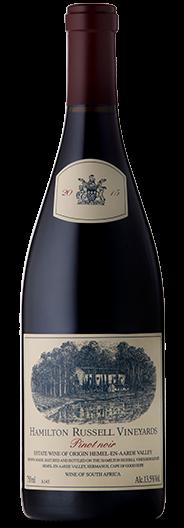 Pinot Noir, Hamilton Russell, 2015, 6x750ml