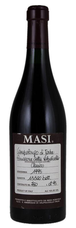 1995 Masi, Amarone Valpolicella Classico Campolongo Torbe