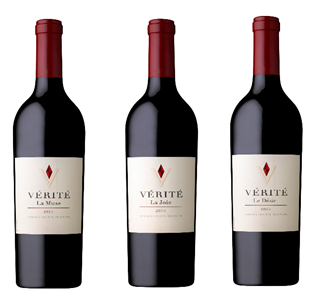 2017 Verite, Assortment Case, 3x750ml