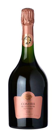 2007 Taittinger, Comtes Champagne Rose