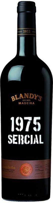 1975 Blandy's Sercial Madeira, 6x375ml