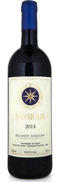 1997 Sassicaia, 6x750ml