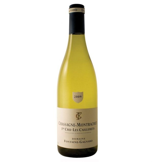 2013 Fontaine Gagnard, Chassagne Montrachet Caillerets, 12x750ml