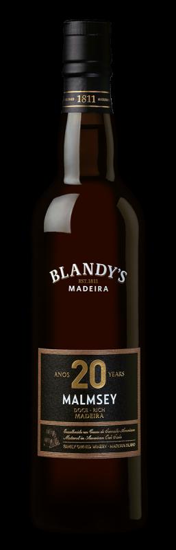 Blandy's, 20 Year Old Malmsey, 6x500ml