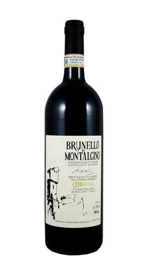2010 Cerbaiona, Brunello Montalcino, 6x750ml