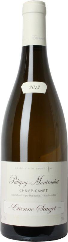 2008 Etienne Sauzet, Puligny Montrachet Champ Canet, 12x750ml