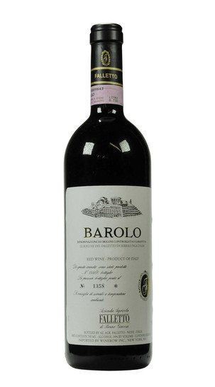 Bruno Giacosa, Barolo Falletto 2008