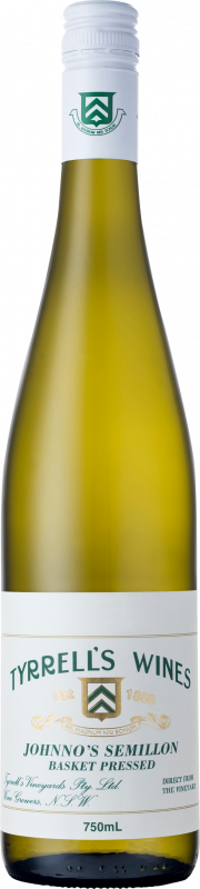 2015 Johnno's Semillon, Tyrrell's, 6x750ml