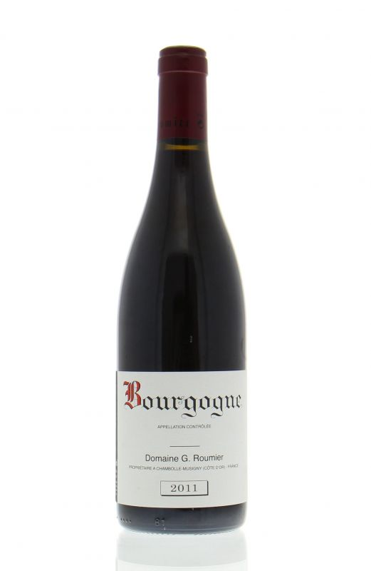 2015 Georges Roumier, Bourgogne Rouge, 6x750ml