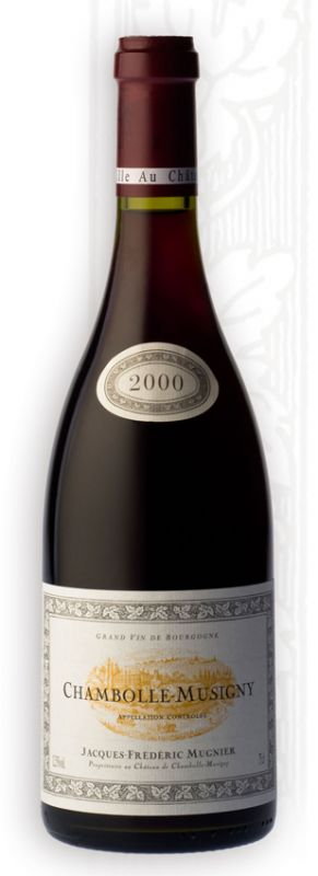 Jacques Frederic Mugnier, Chambolle Musigny 2014