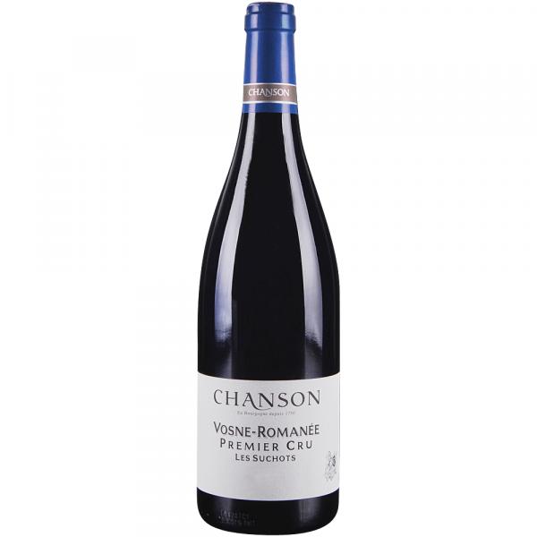 2015 Chanson Pere et Fils, Vosne Romanee Suchots, 6x750ml