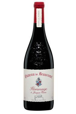 2018 Beaucastel, Chateauneuf Du Pape Hommage J Perrin, 3x750ml
