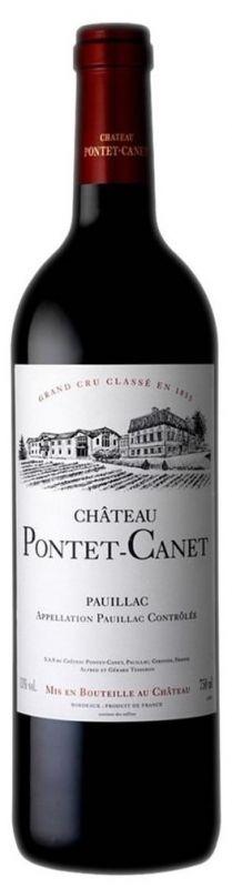 2008 Pontet Canet, 12x750ml