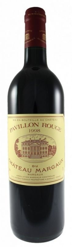 2012 Pavillon Rouge, 6x750ml