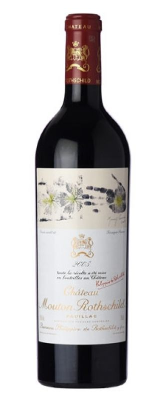 2004 Mouton Rothschild, 6x750ml