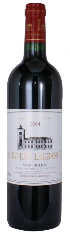 2015 Lagrange, St Julien, 6x750ml