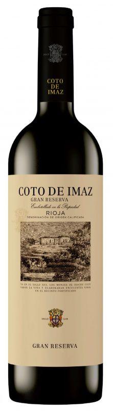 2012 El Coto, Rioja Coto Imaz Gran Reserva