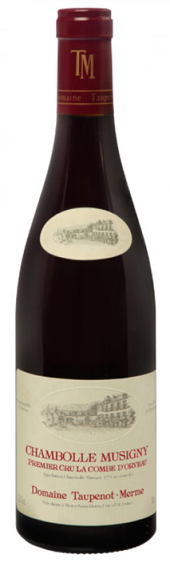 Taupenot Merme, Chambolle Musigny Combe d'Orveau 2011