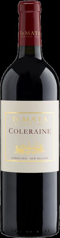 2018 Te Mata, Coleraine, 6x750ml