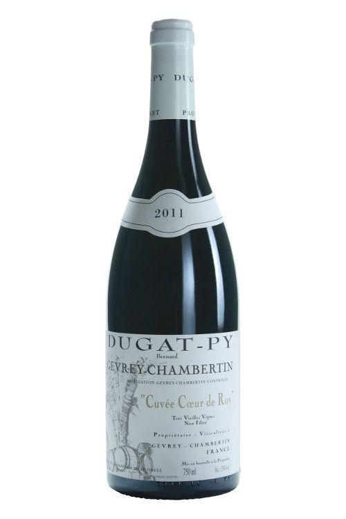 2013 Bernard Dugat-Py, Gevrey Chambertin Coeur Roy VV, 12x750ml