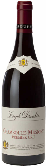 2012 Joseph Drouhin, Chambolle Musigny 1er Cru, 12x750ml