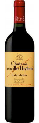 2001 Leoville Poyferre, 12x750ml