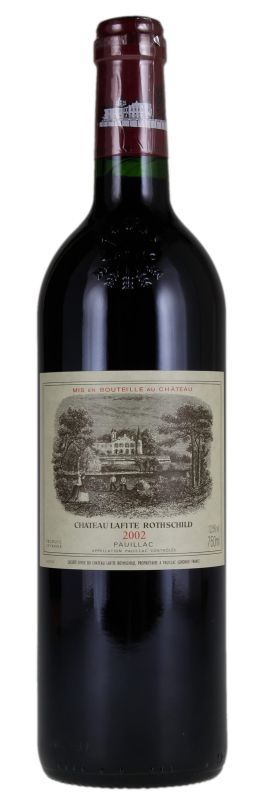 1996 Lafite Rothschild, 12x750ml