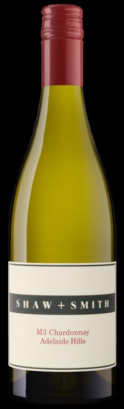 2019 Shaw + Smith, M3 Chardonnay Adelaide Hills, 6x750ml
